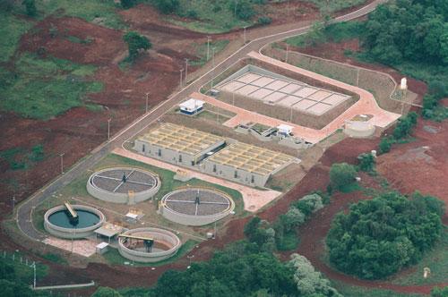 Mais saneamento para Guarapuava