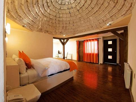 Você se hospedaria em um hotel feito de sal?