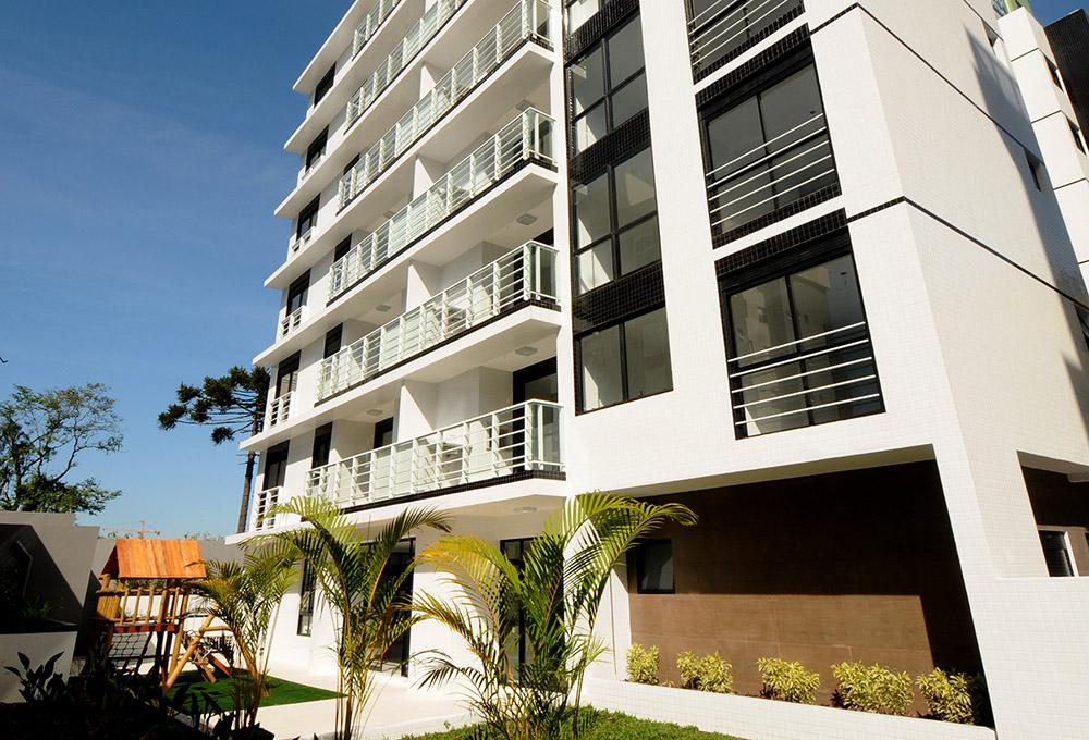 Pelo terceiro mês consecutivo, estoque de apartamentos novos recua em Curitiba