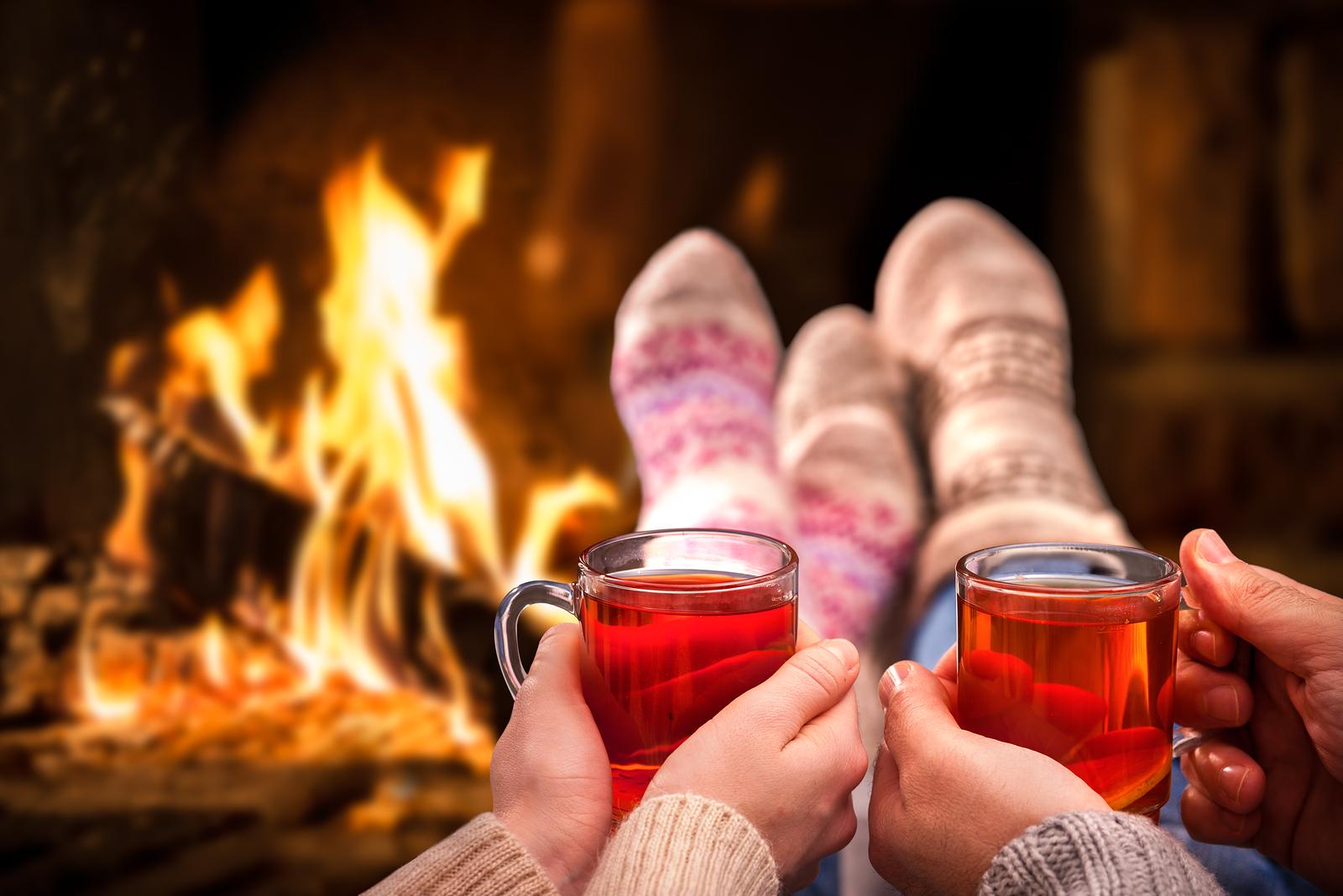 Truques para aquecer a casa no inverno