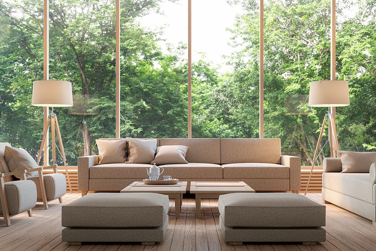 Iluminação natural: como incorporá-la na decoração?
