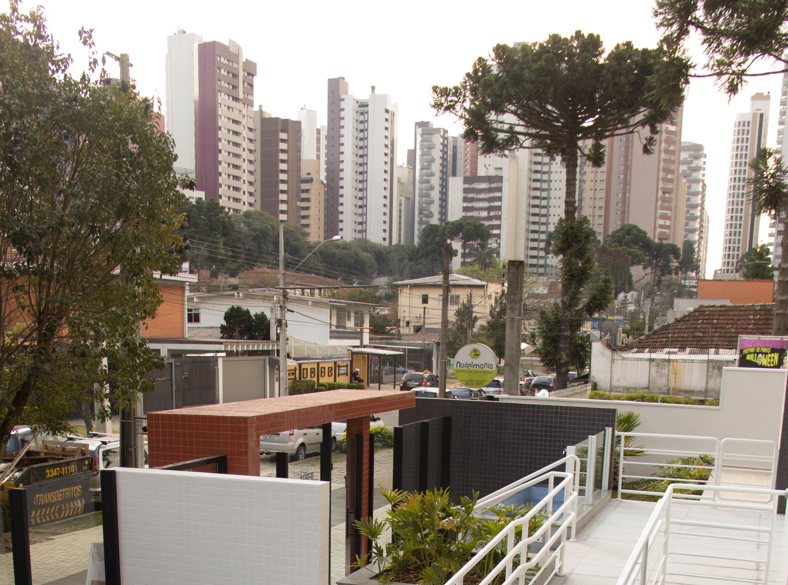 Clube Curitibano é outro vizinho ilustre do Terra Gutierrez