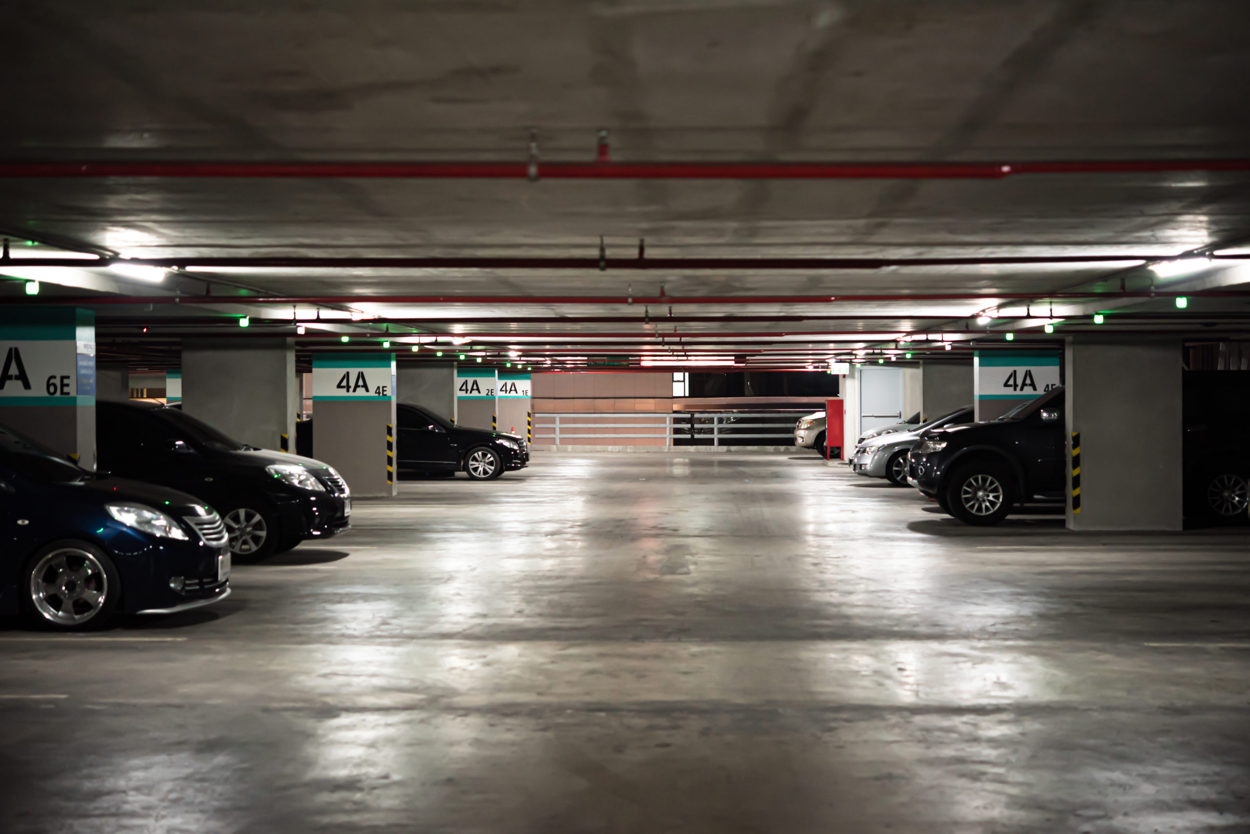 Garagem em condomínio: qual o segredo para uma boa?