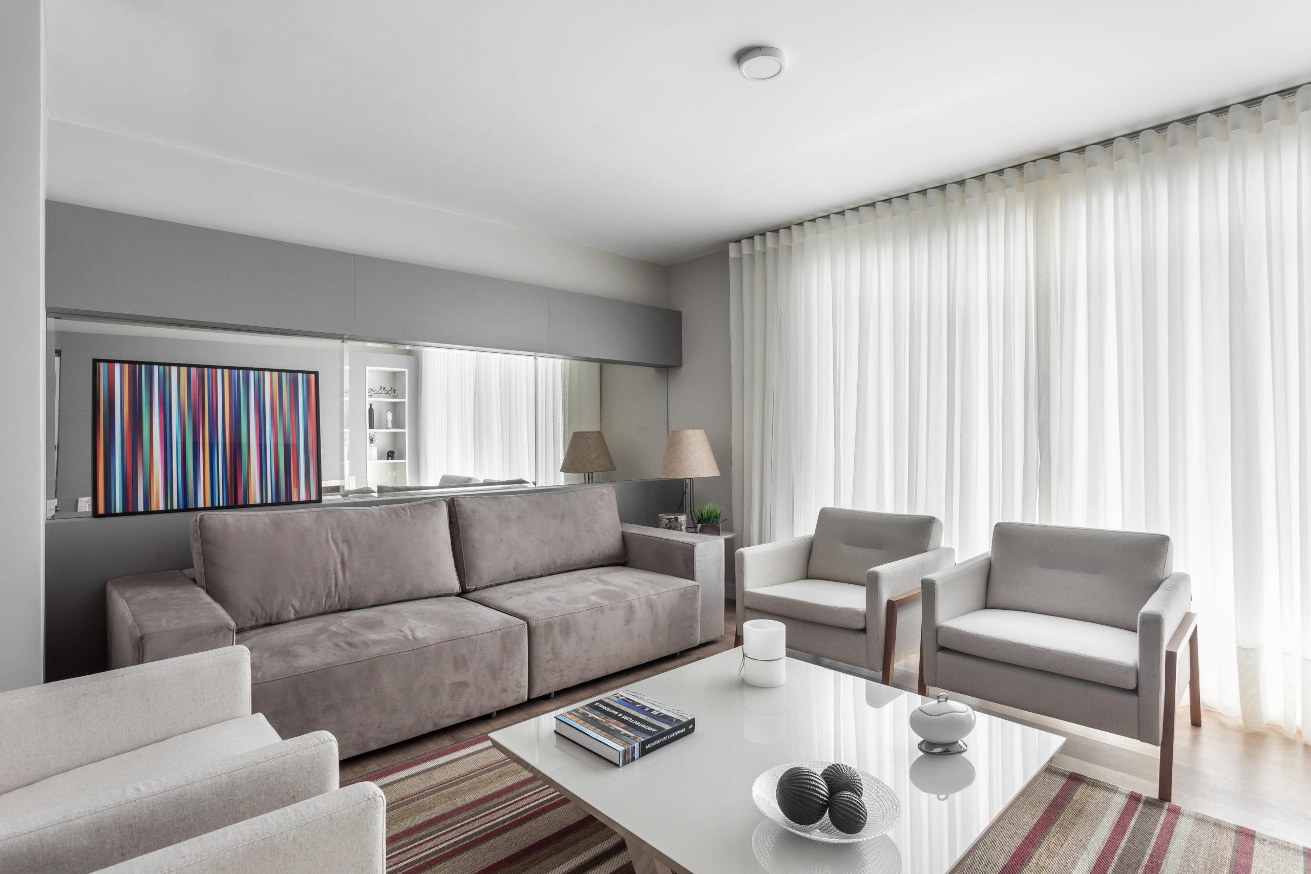 Conforto acústico: more em um apartamento com este diferencial